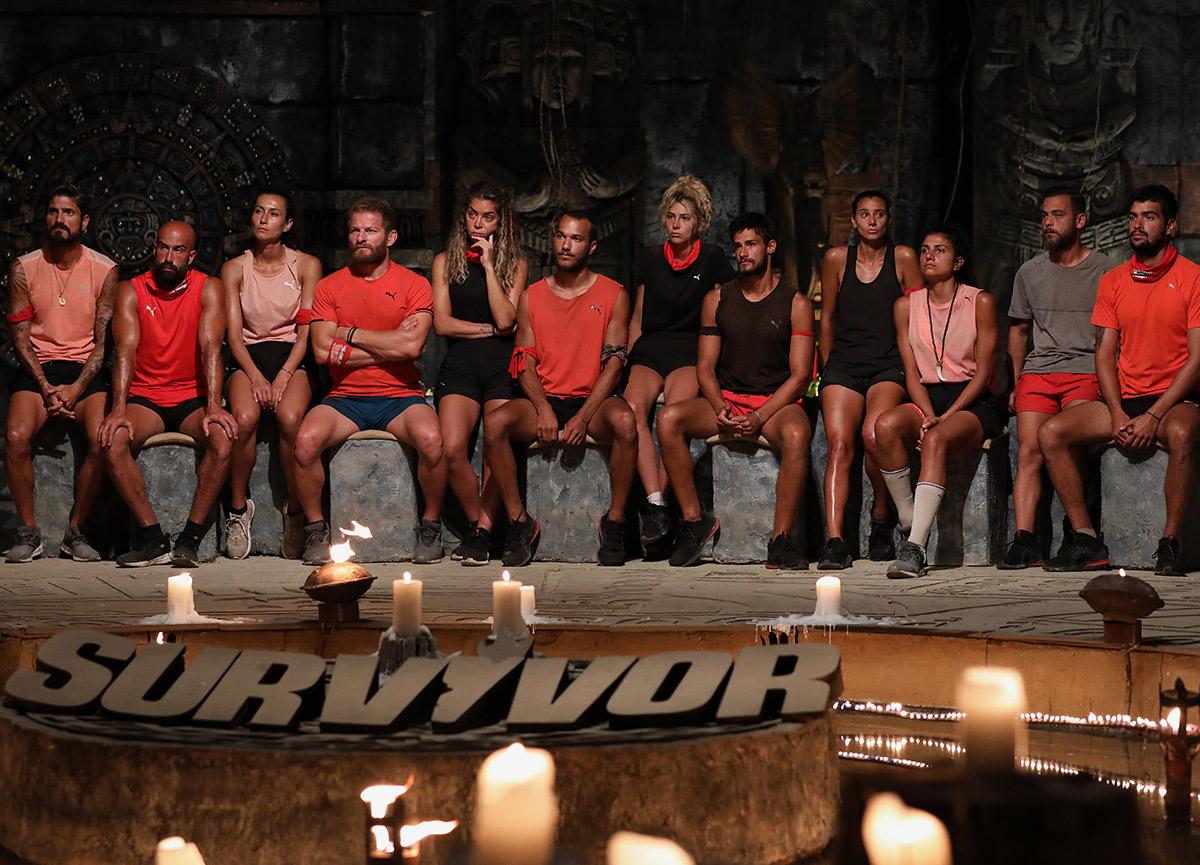 Survivor'da 2. eleme adayı kim oldu? 21 Şubat Survivor 2021 haftanın eleme adayları kimler oldu?