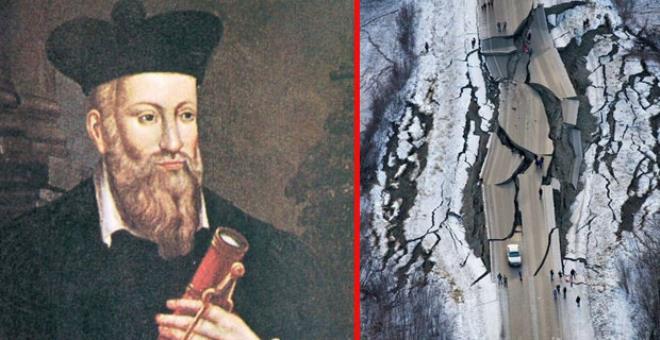Kahin Nostradamus'un kehanetlerinde insanlığı bekleyen korkunç son! 10 Mayıs kritik gün
