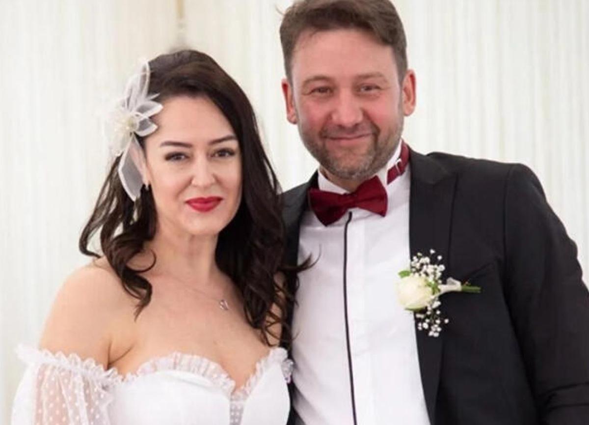 Eşkıya Dünyaya Hükümdar Olmaz dizisinin Mine'si Gözde Okur evlendi