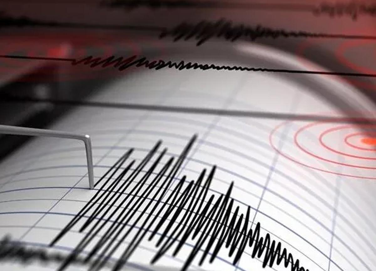 Son dakika: Ege Denizi'nde 4, 1 büyüklüğünde deprem meydana geldi