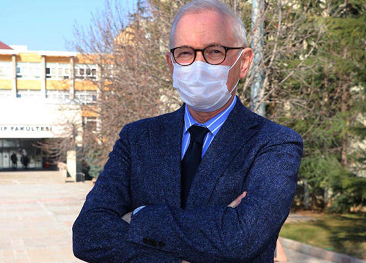 Prof. Dr. Murat Akova'dan çarpıcı açıklama: Alman aşısıyla ilgili yeni veri...