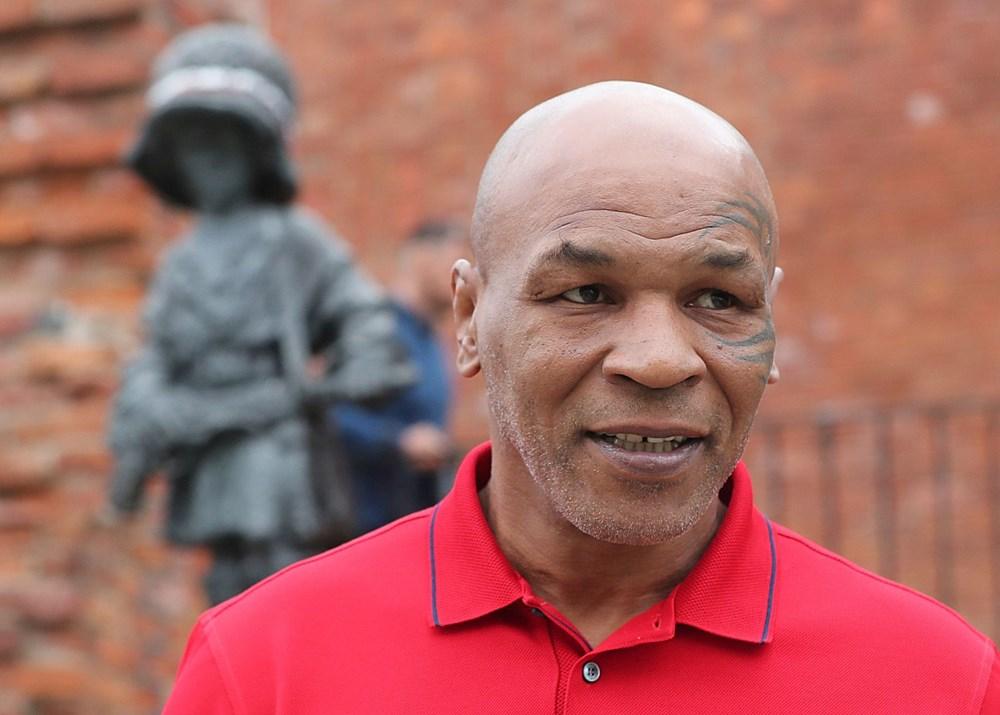 Mike Tyson'dan Demir Mike için boykot çağrısı