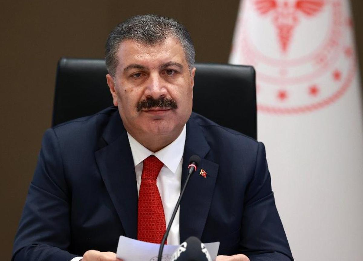 Son dakika: Sağlık Bakanı Koca vaka sayısı en çok azalan ve artan illeri açıkladı