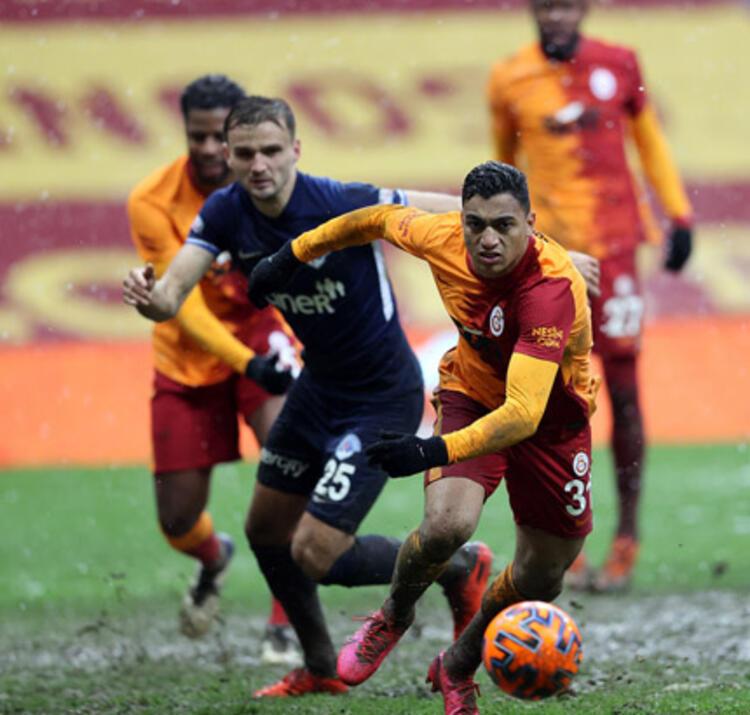 Galatasaray'da Mostafa Mohamed bombası! İngiliz kulübü devrede...