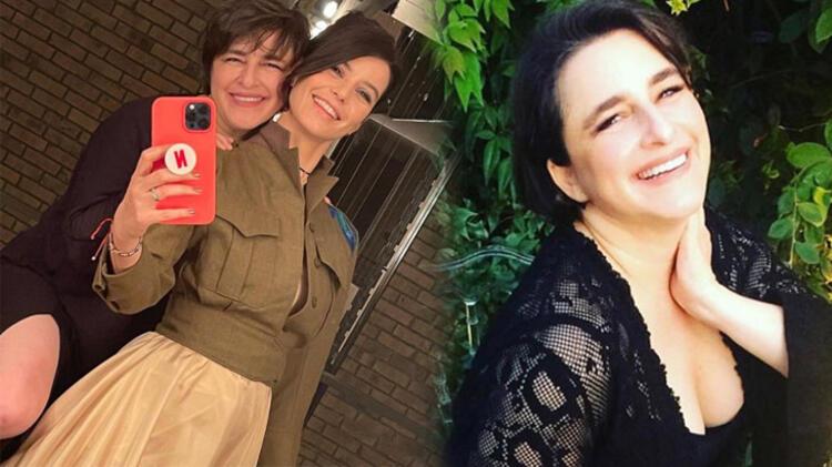 Oyuncu Esra Dermancıoğlu, yakın arkadaşı Beren Saat'in doğum gününü kutladı