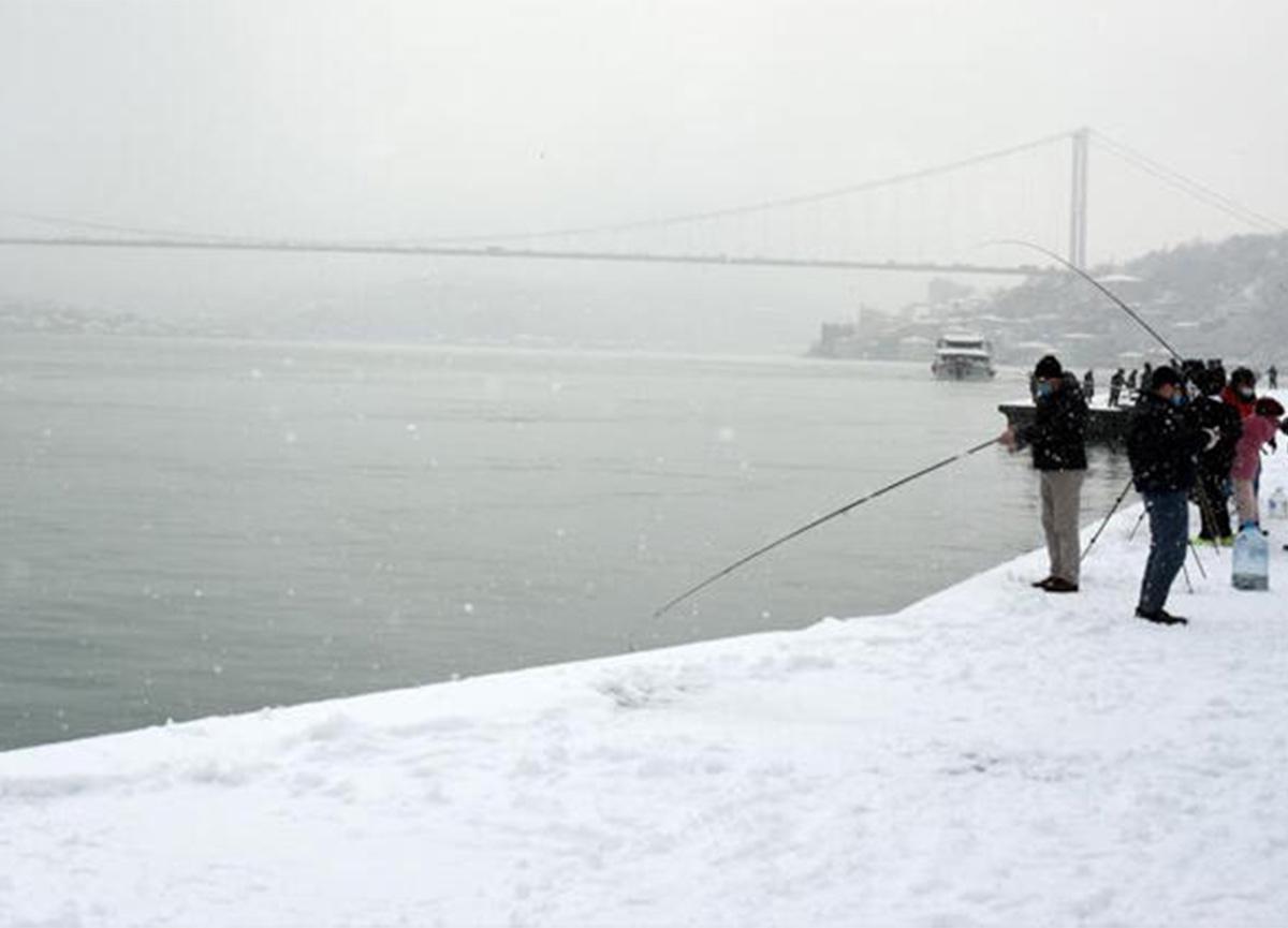 Profesörden açıklama! Küresel soğumayla İstanbul Boğazı donacak mı?