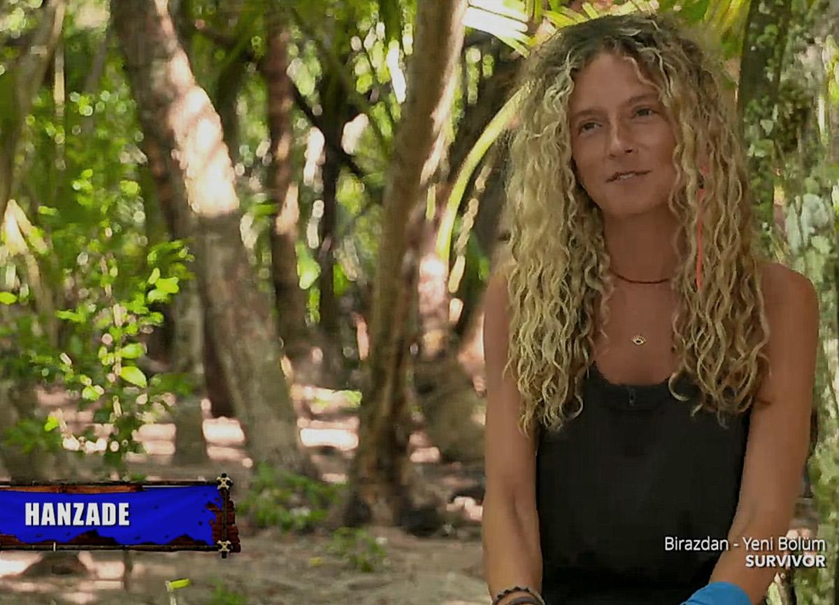Survivor Hanzade kimdir, kaç yaşında? Survivor 2021 yarışmacısı Hanzade Ofluoğlu aslen nereli?