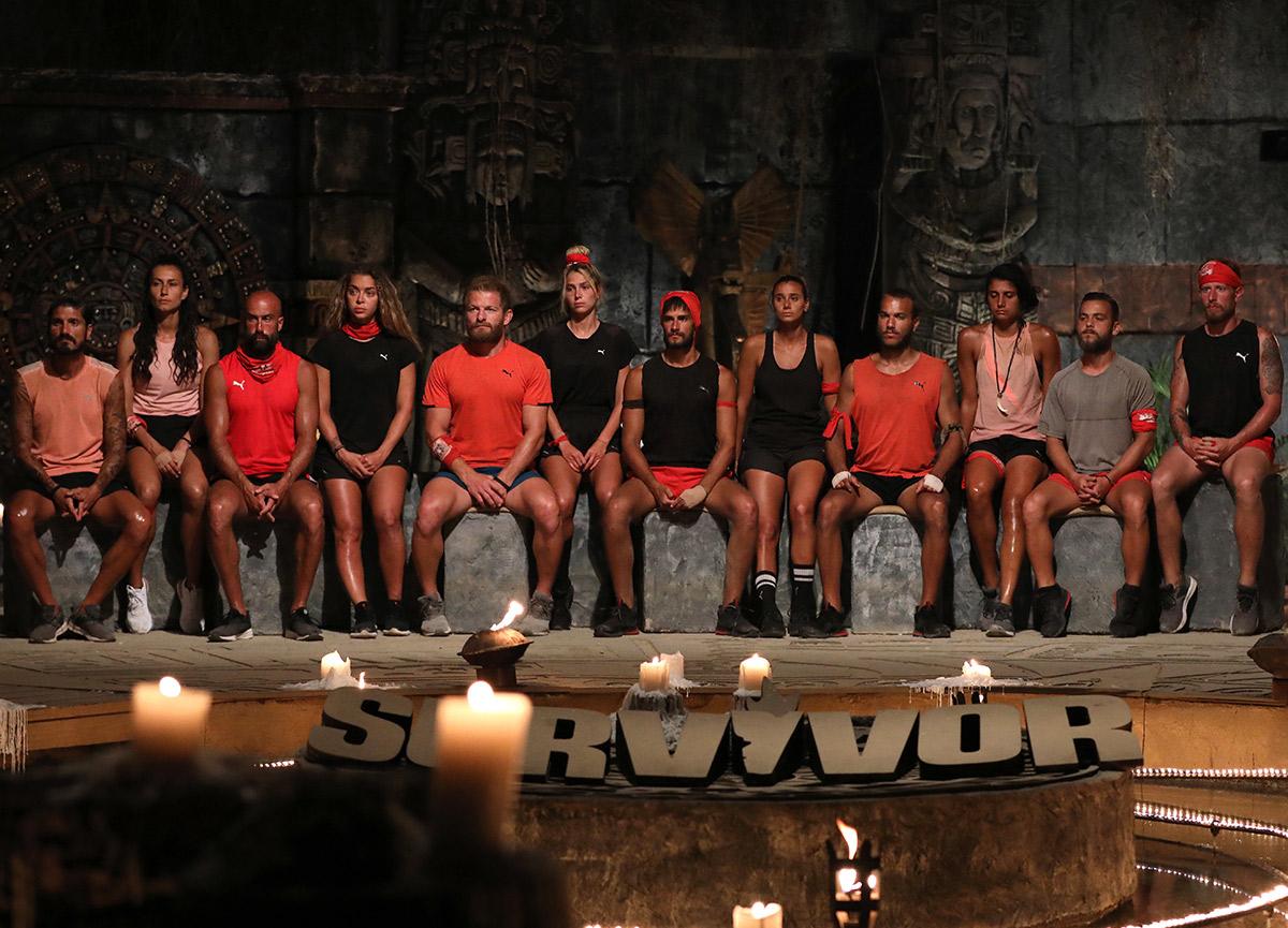 Survivor'da eleme adayı kim oldu? 27 Şubat Survivor 2021'de 1. eleme adayı, dokunulmazlığı kazanan takım