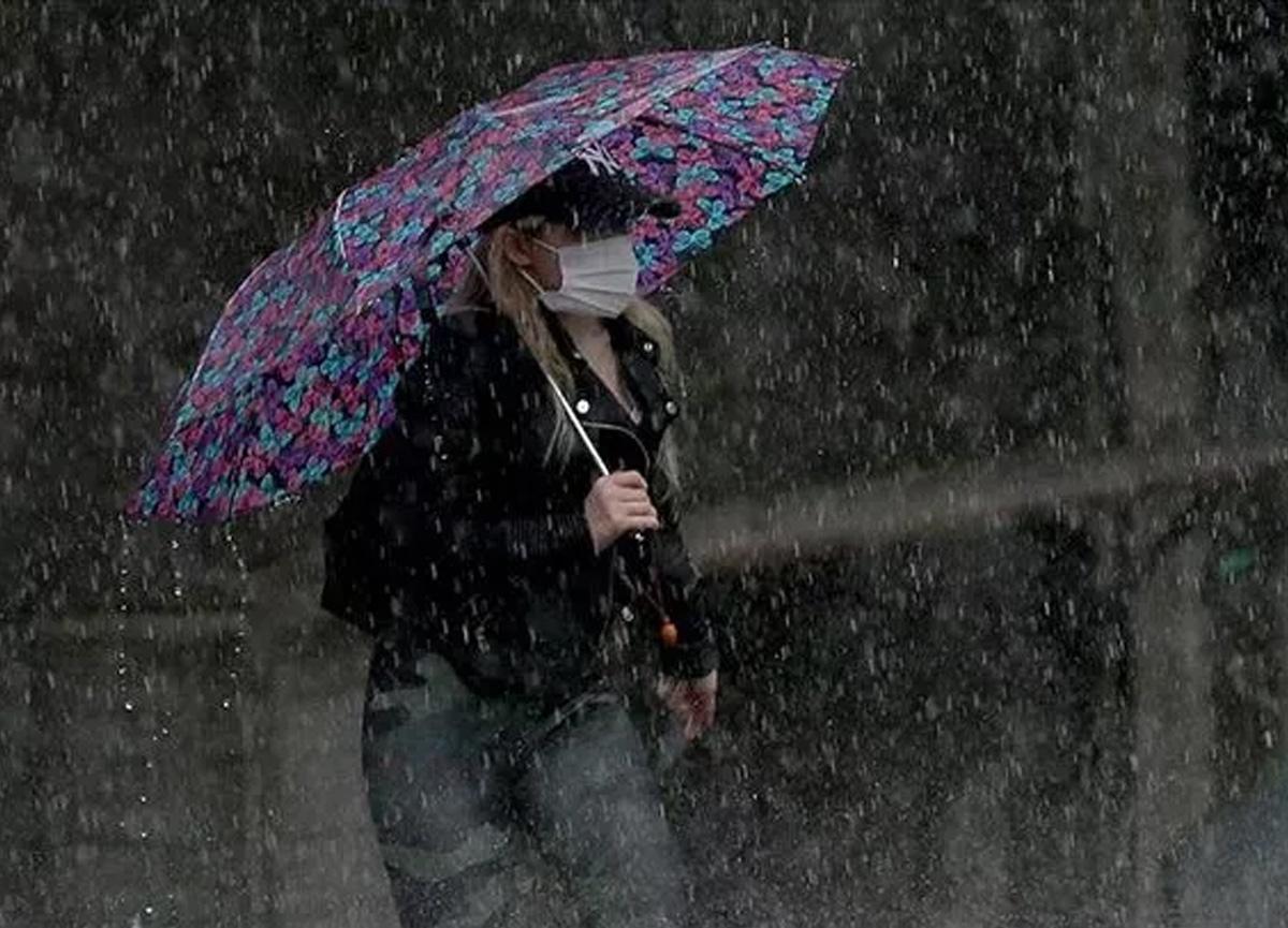 Meteoroloji'den birçok il için yağmur ve kar uyarısı!
