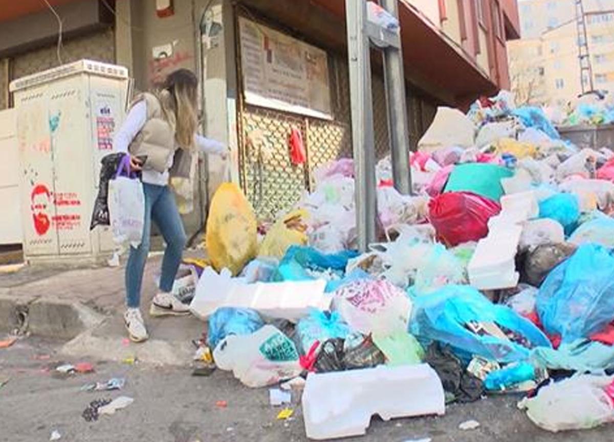 Maltepe'yi çöpe boğan grev bitti, işçilerin net maaşı 4 bin 700 lira oldu