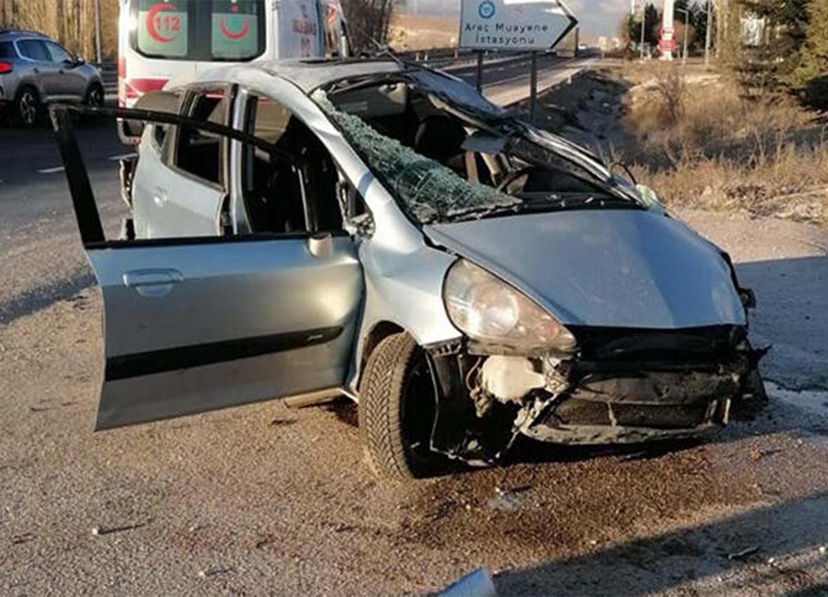 Eskişehir'de feci kaza! Genç kadın hayatını kaybetti