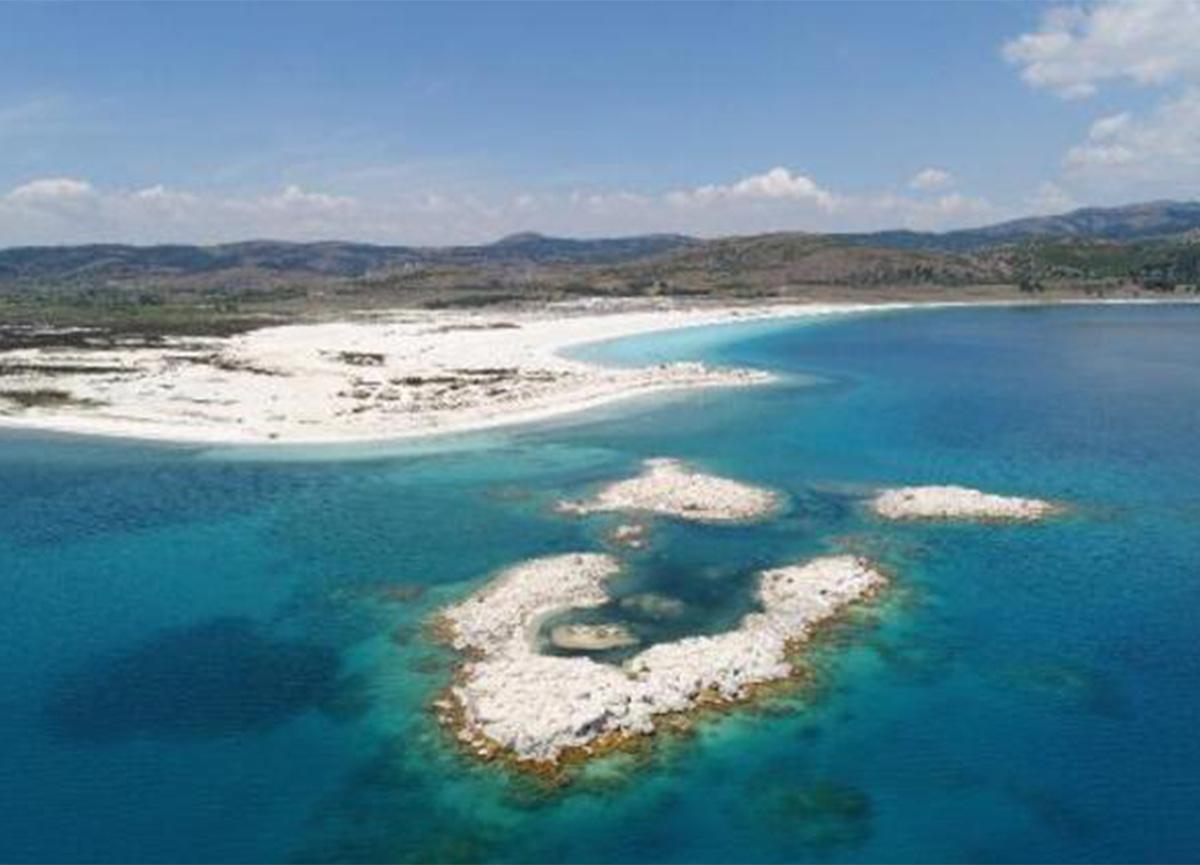 Salda Gölü'nün 'dünya doğal mirası' sayılması için UNESCO'ya başvuru!