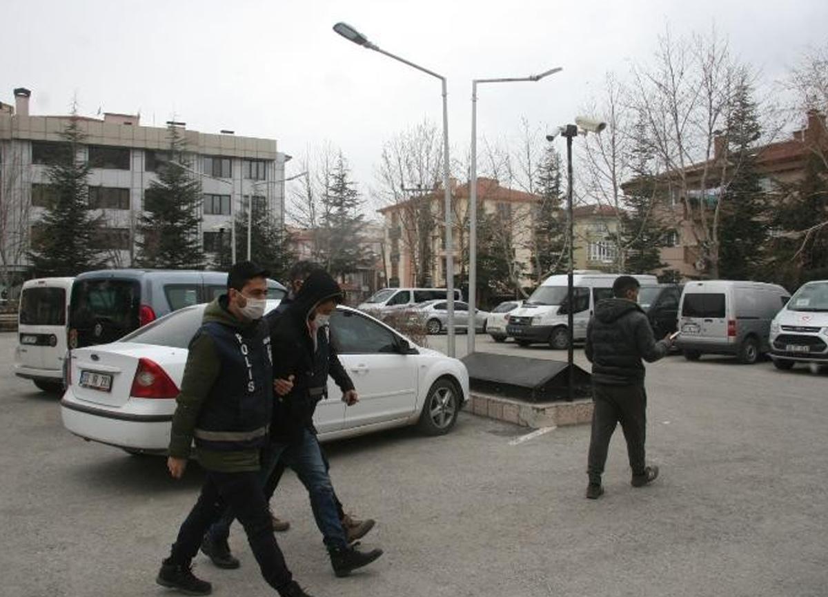 'Acılı çiğ köfte' yüzünden dükkana ve çalışana saldıran 2 kardeş tutuklandı
