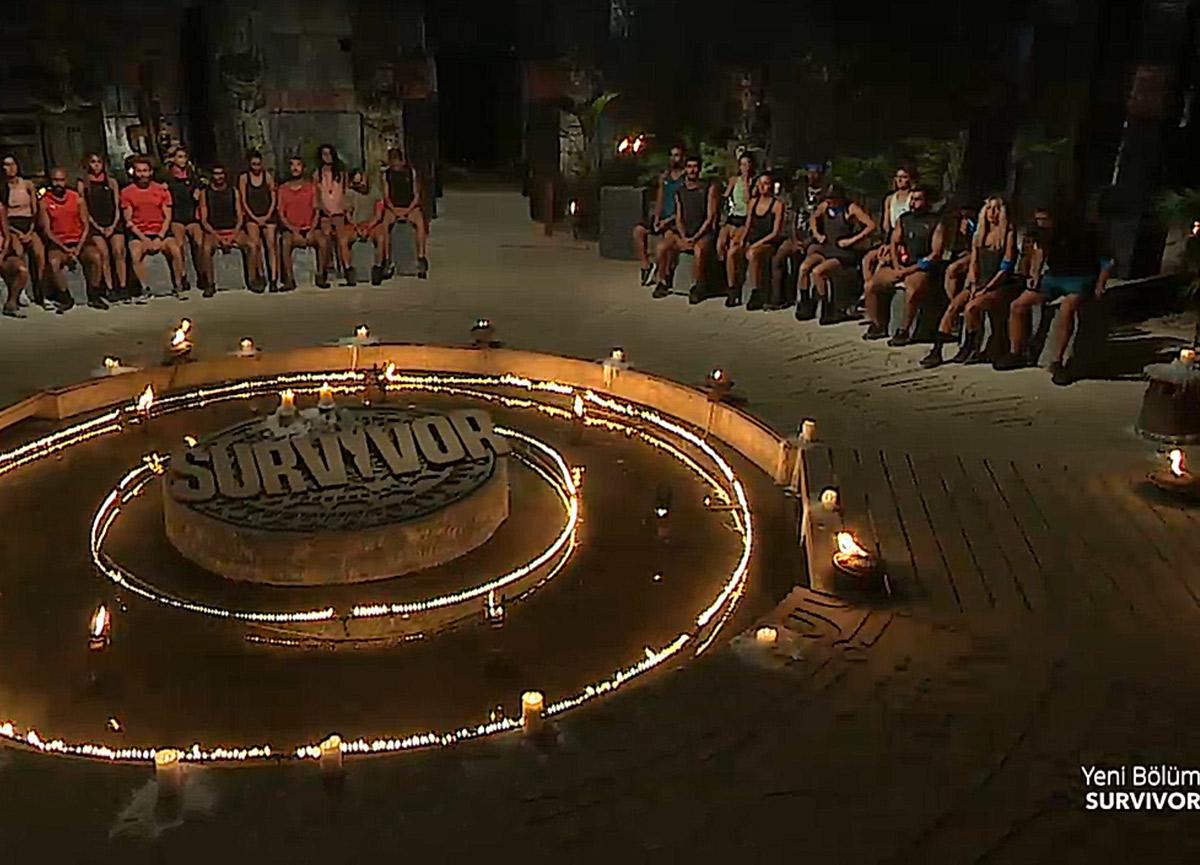 Survivor'da kim elendi, kim gitti? 2 Mart Survivor 2021 SMS sıralaması ile Survivor'a kim veda etti?