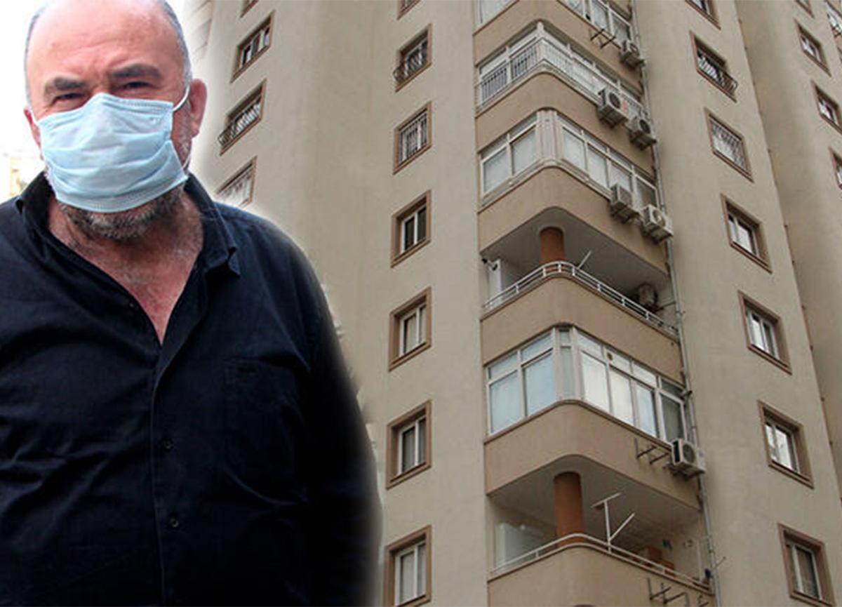 Adana'da şok! Patlamadan 2 dakika ile kurtuldu