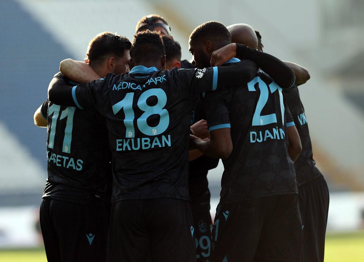 Trabzonspor deplasmanda Kasımpaşa'yı 2-1 mağlup etti!