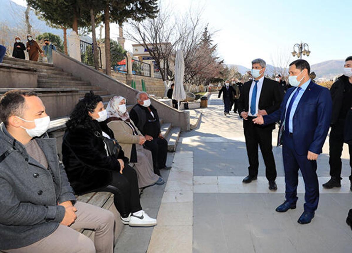 Amasya Valisi vatandaşları uyardı: 'Karadeniz Bölgesi'ne gitmeyin'
