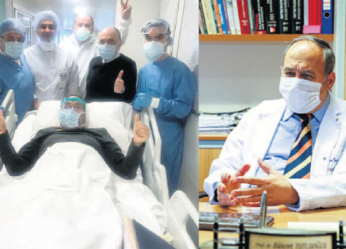 Prof. Dr. Tutluoğlu'ndan önemli uyarı: 'İkinci kez koronaya yakalanmam' diyen yanılır