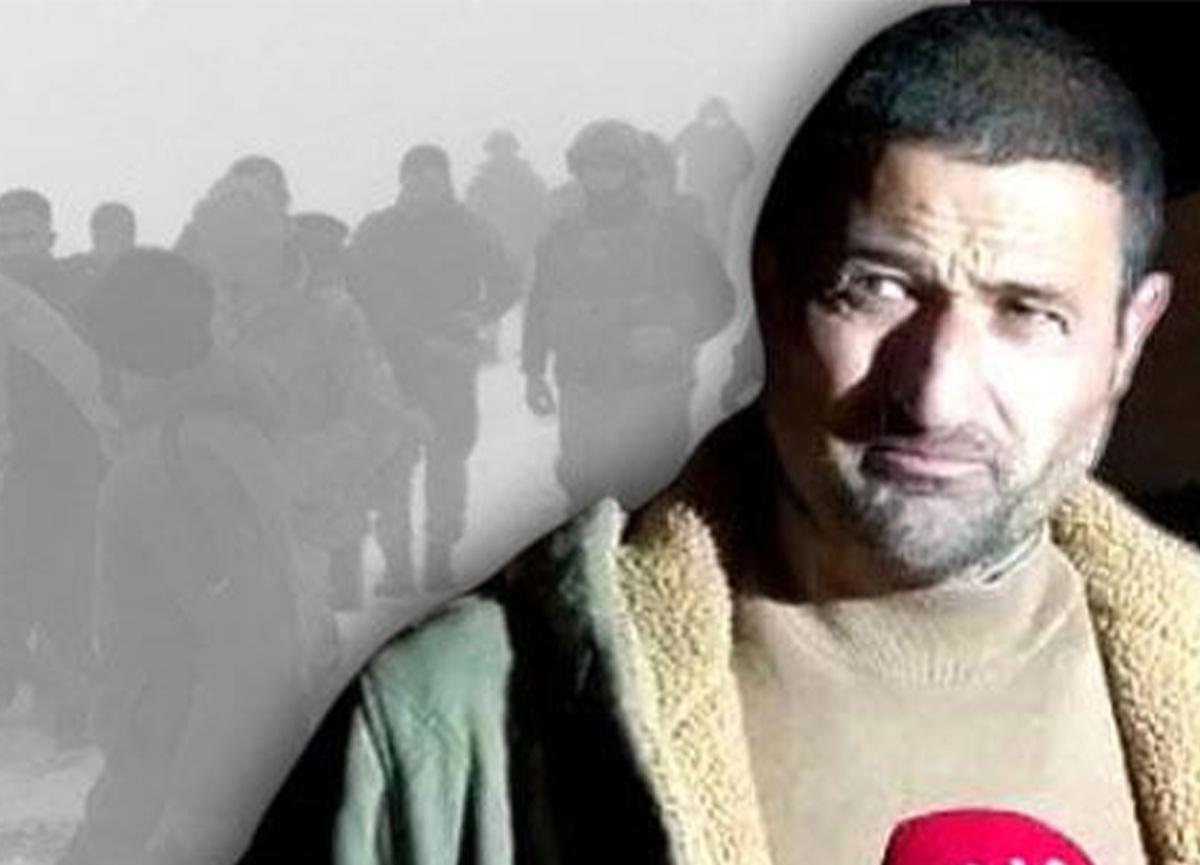 11 askerin şehit olduğu faciayı köy sakini anlattı: Ceketimi üşümemesi için üzerine serdim
