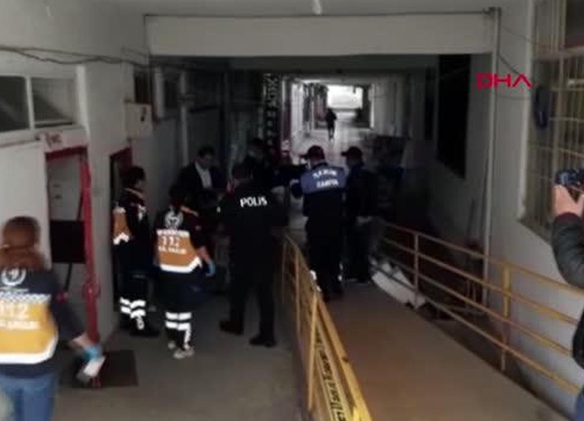 Tuvalet görevlisi oturduğu sandalyede kalp krizi geçirip öldü