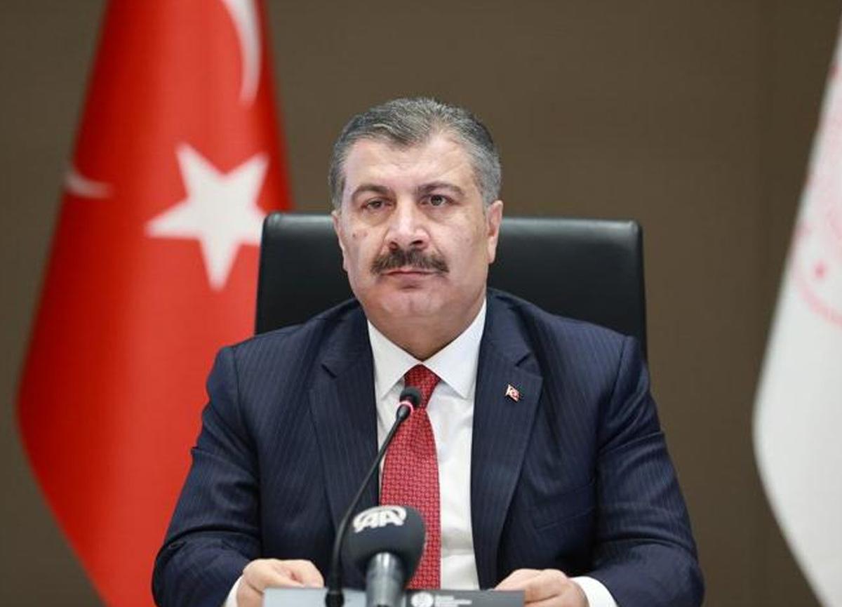 Bakan Fahrettin Koca haftalık verileri paylaşıp tedbir uyarısı yaptı