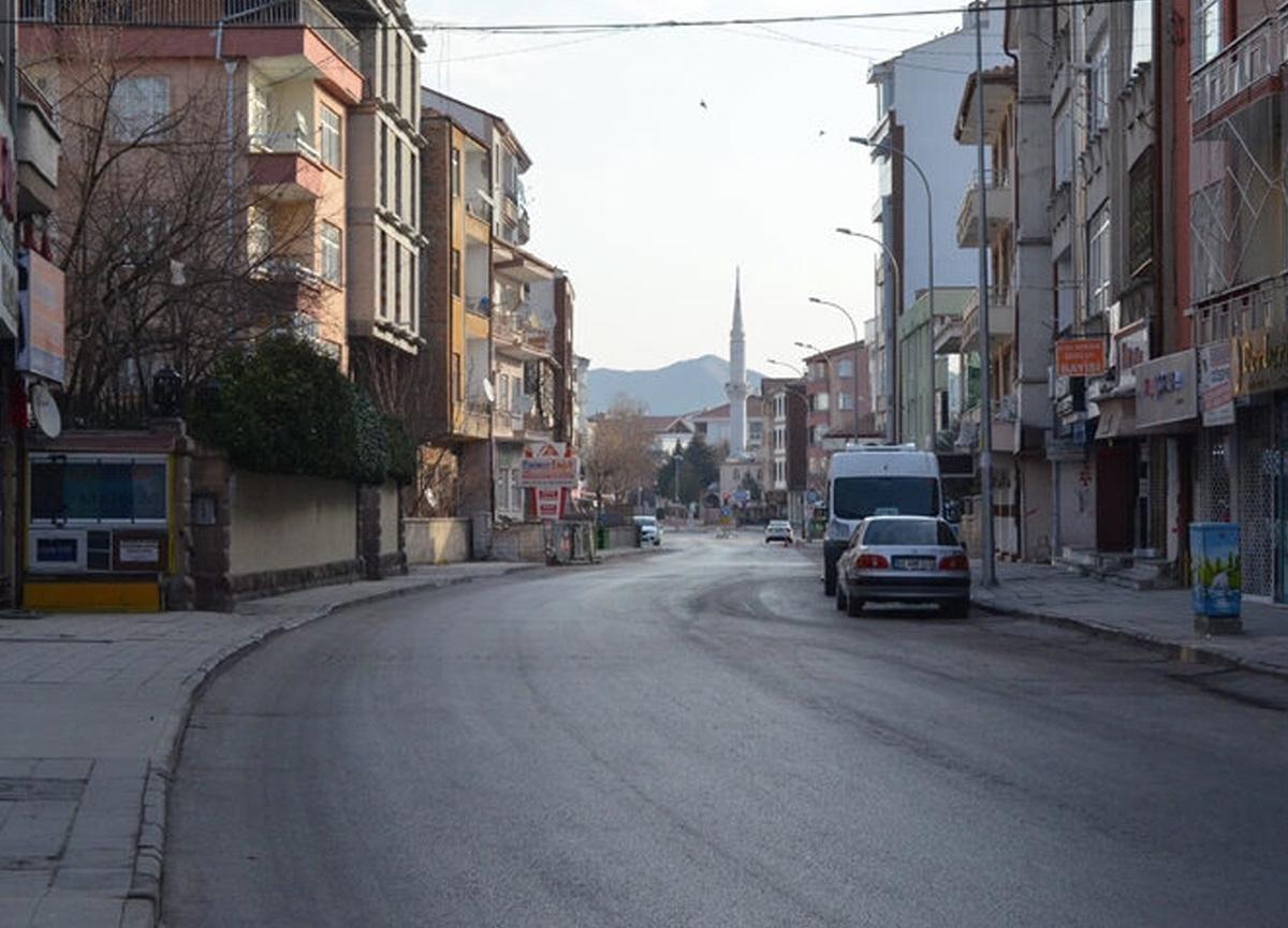 Aksaray İl Valiliği'nden flaş karar! Şehir kısıtlamalarda tamamen kapatıldı...