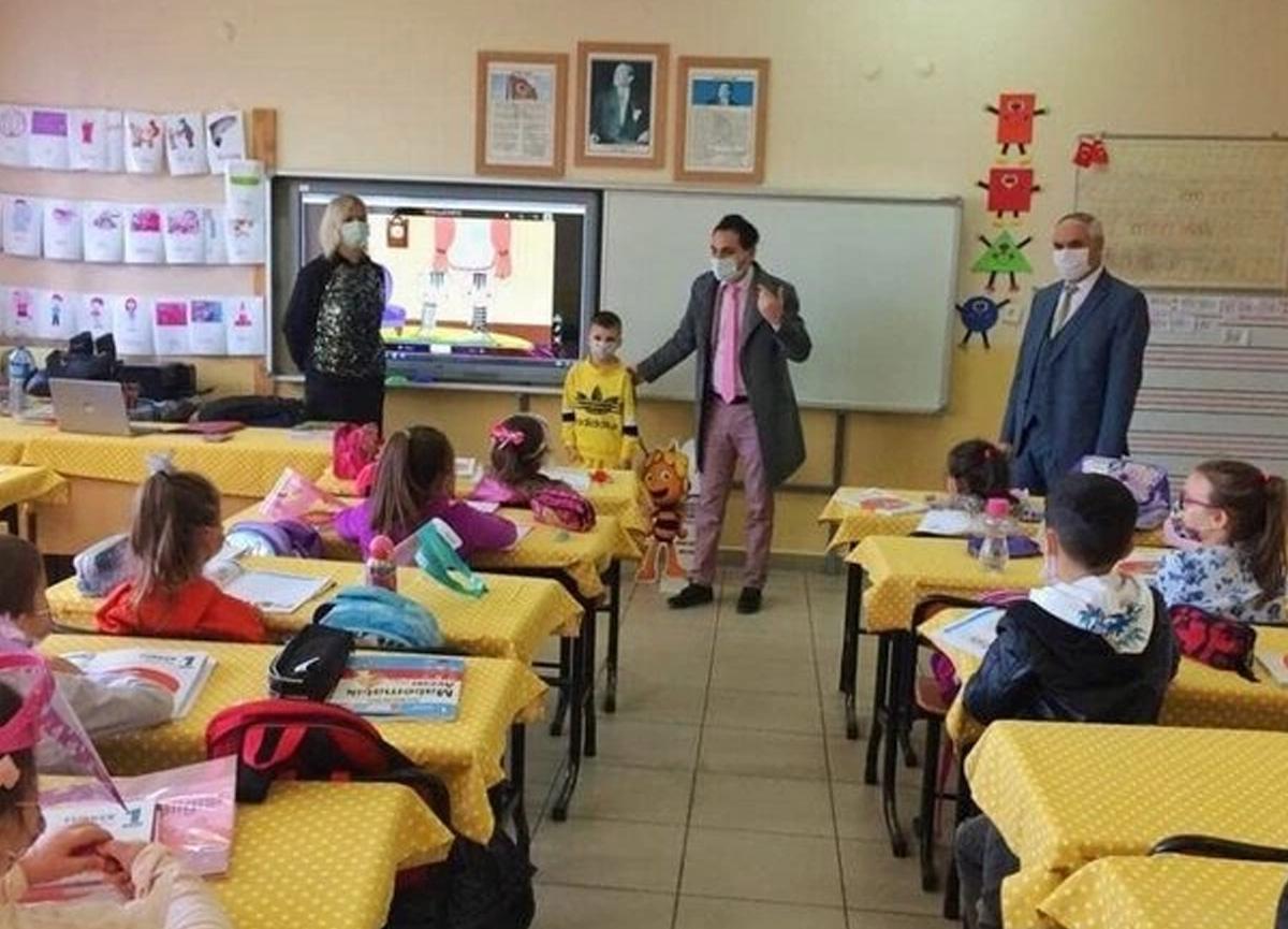 Edirne'de vakalar artınca okullar tatil edildi