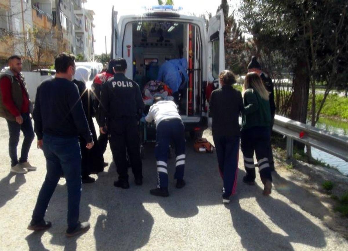 8 Mart Dünya Kadınlar Günü'nde karısını ve oğlunu bıçakladı, teslim oldu