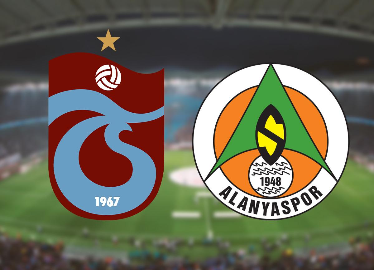 Trabzonspor Alanyaspor maçı canlı izle | Trabzonspor Alanyaspor maçı saat kaçta hangi kanalda?
