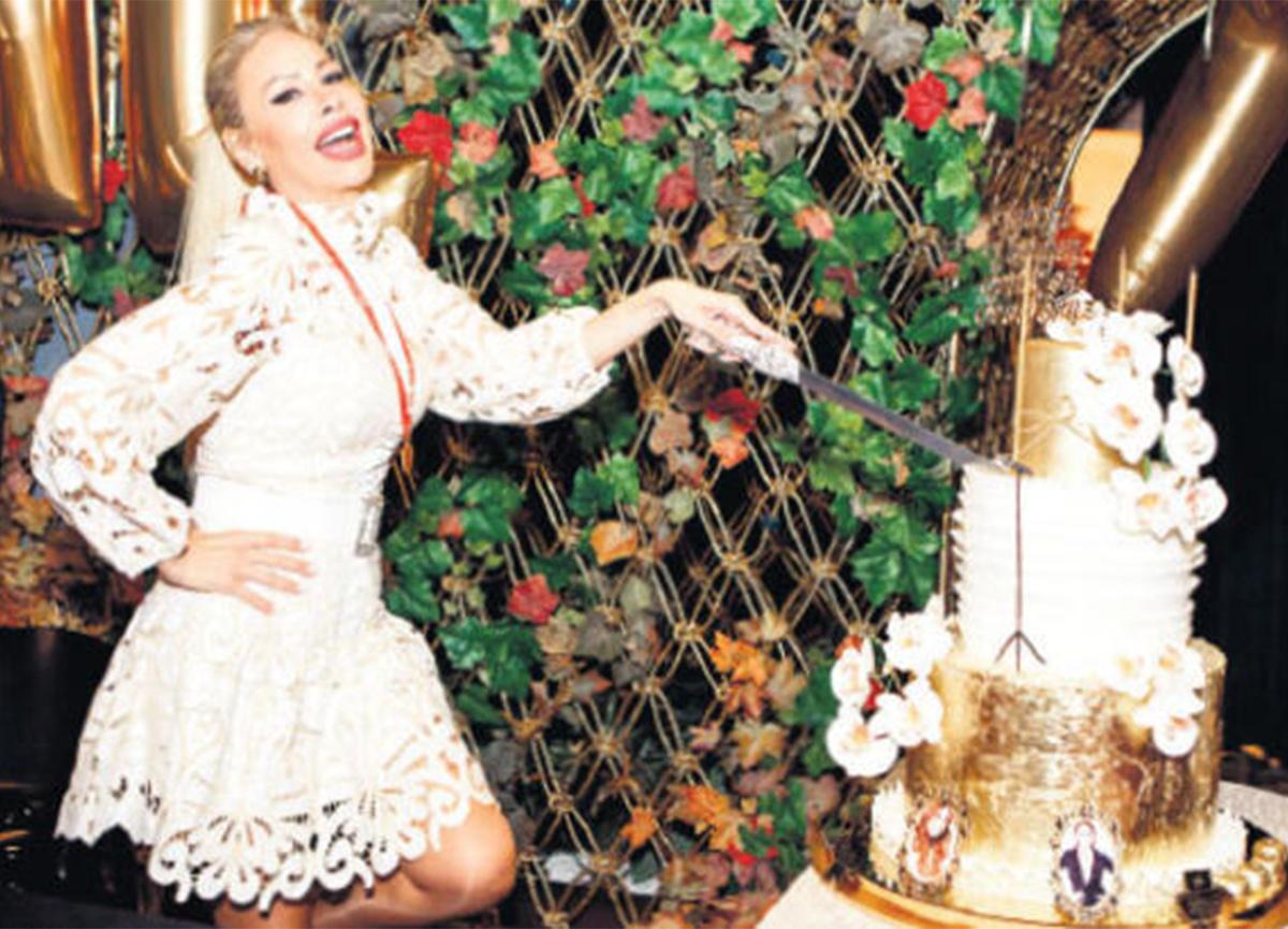 Şarkıcı Linet, yeni yaşını kutladı! Kendine aşk diledi