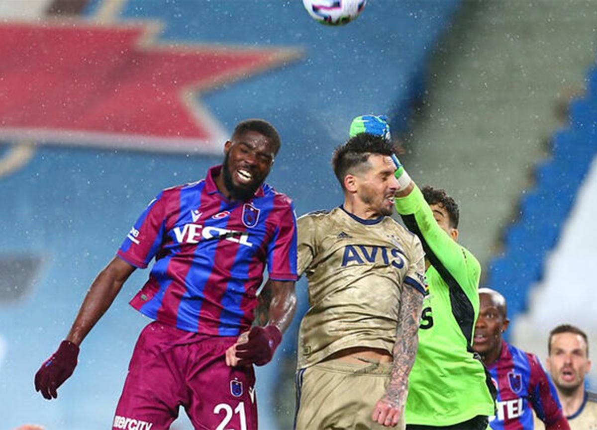 Trabzonspor'da Djaniny kadrodan çıkarıldı