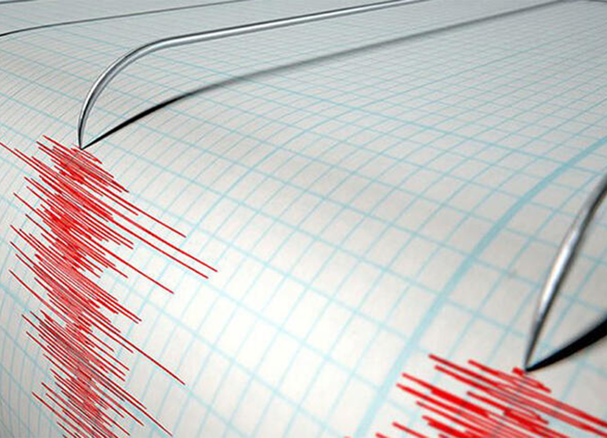 Van'da 3.6 büyüklüğünde deprem oldu