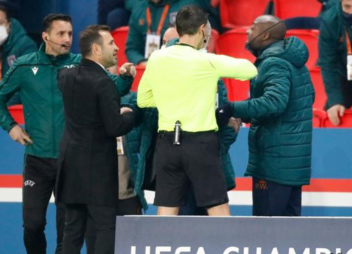 UEFA, Webo'ya ırkçı ifadeler kullanan Rumen hakem Sebastian Coltescu'yı sezon sonuna kadar men etti