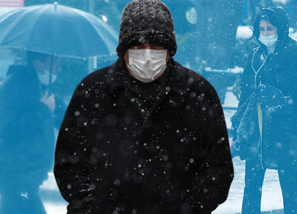 Prof. Dr. Orhan Şen uyardı! Sağanak yağmur ve kar geliyor