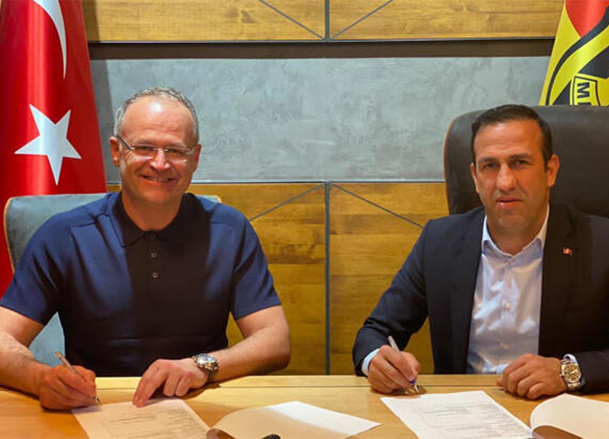 Yeni Malatyaspor'un teknik direktörü İrfan Buz oldu!
