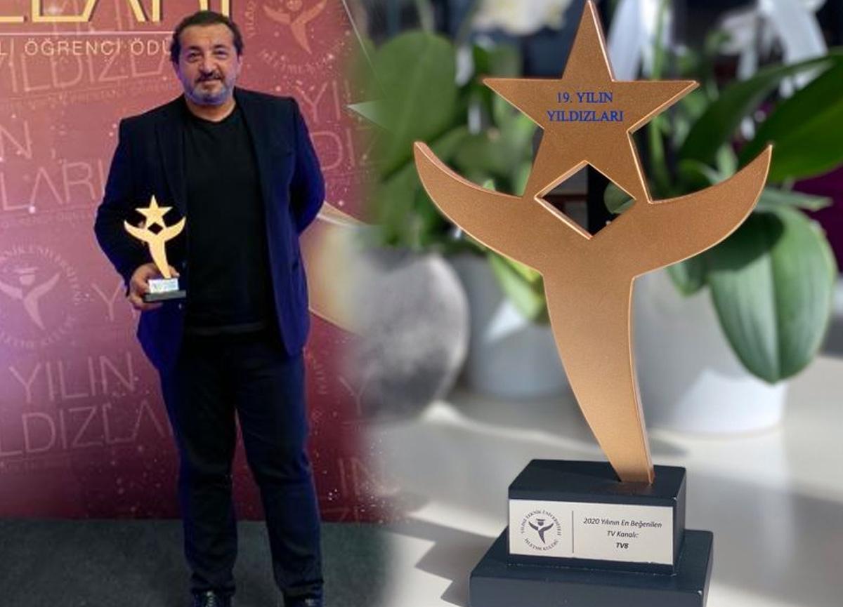 2020 yılının en beğenilen kanalı TV8 oldu! MasterChef Türkiye yılın en iyi show programı seçildi!
