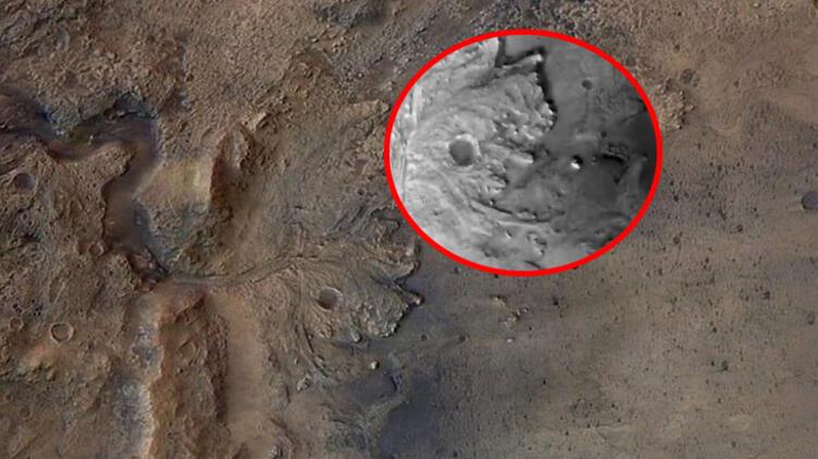Mars'ta kaybolan su nerede? Gizem çözüldü!