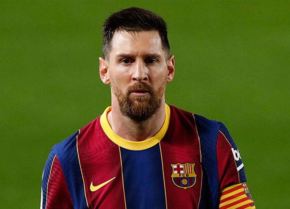 Barcelona Başkanı Laporta'dan flaş Messi açıklaması!