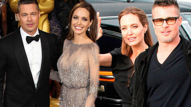 Angelina Jolie'den şok iddia: Brad Pitt bana şiddet uyguladı