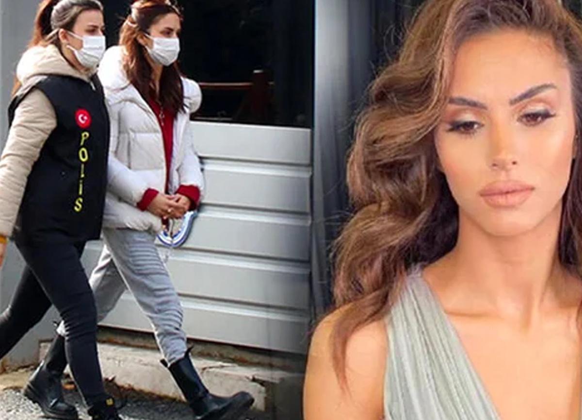Uyuşturucu ile yakalanan oyuncu Ayşegül Çınar'dan açıklama: Büyük tuzak kurdular