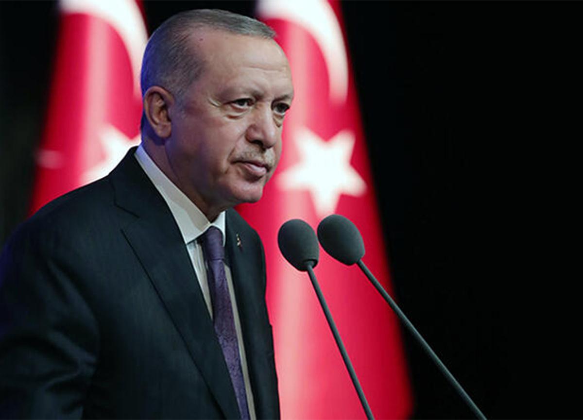 Cumhurbaşkanı Erdoğan'dan 'Çanakkale Zaferi' mesajı