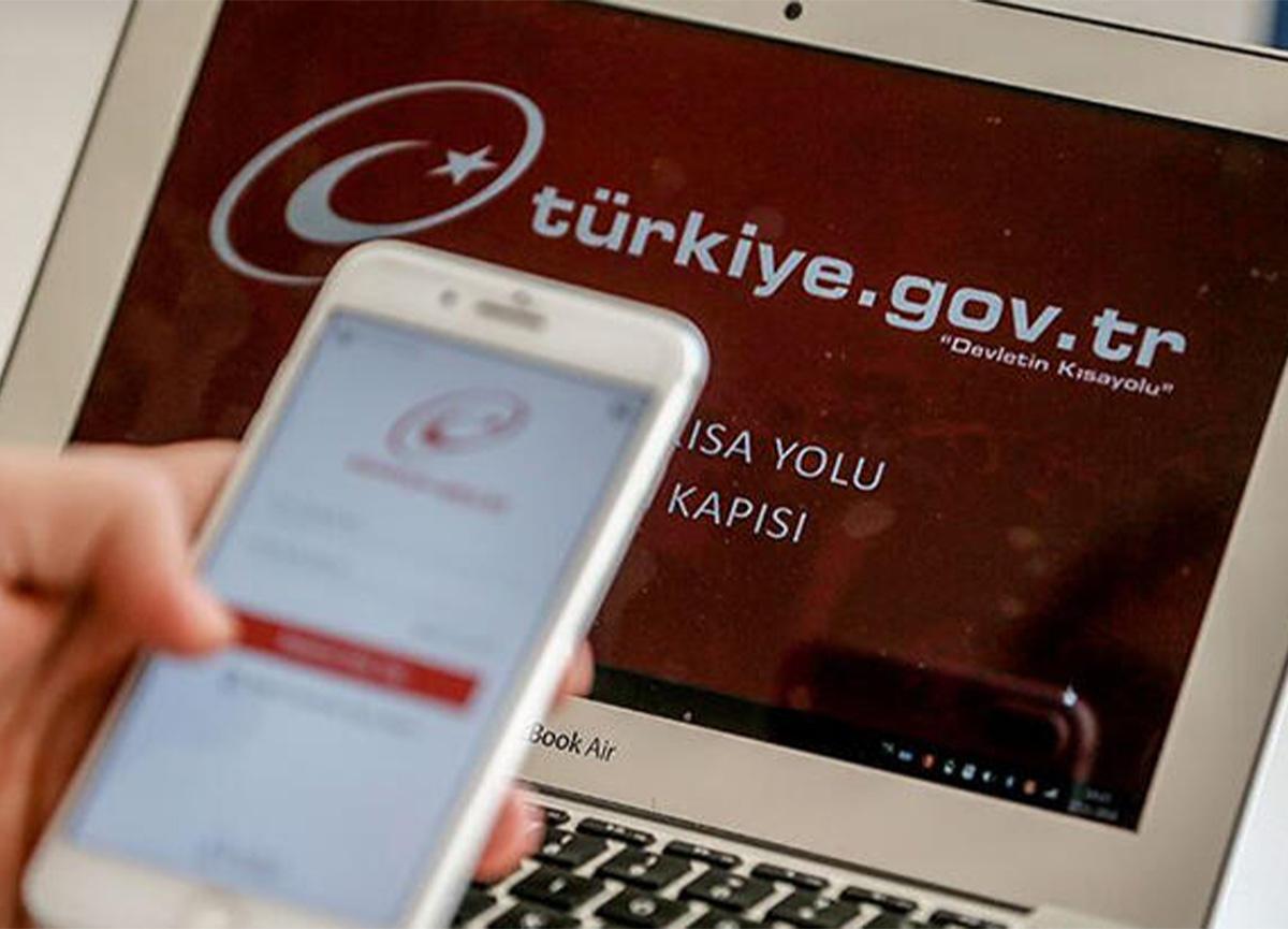 E-Devlet için beklenen değişiklik! Adres beyanı hizmeti devrede
