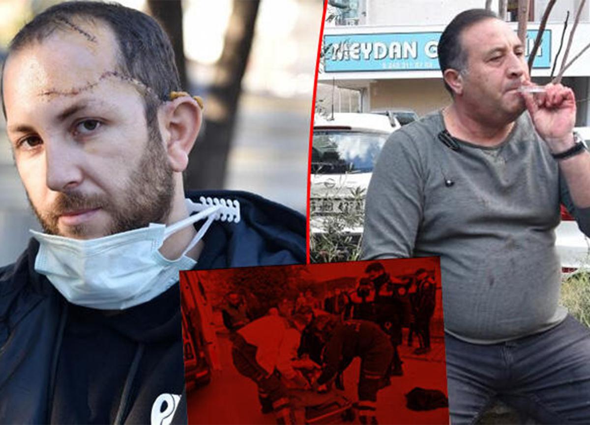 Damadını bıçakla ağır yaralayan Mesut Köseoğlu tahliye edildi