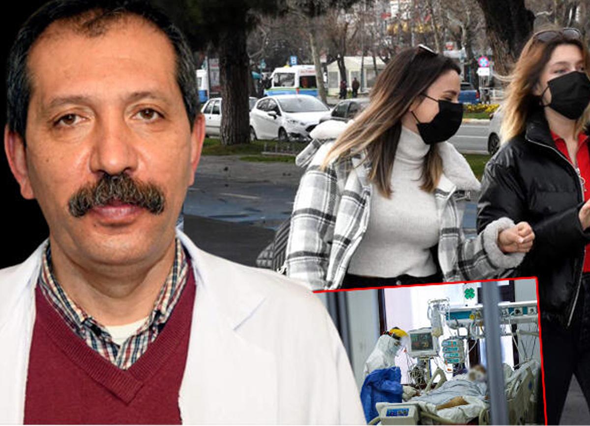 Prof. Dr. Bülent Ertuğrul'dan mutasyon uyarısı! 'Hakim olursa salgın hızlanır'