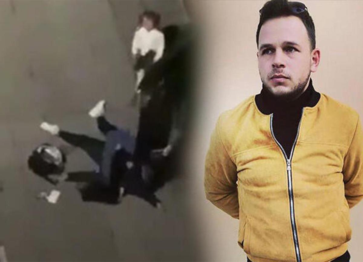 Samsun'da eşini döven İbrahim Zarap'ın tutukluluğunun devamına kararı verildi