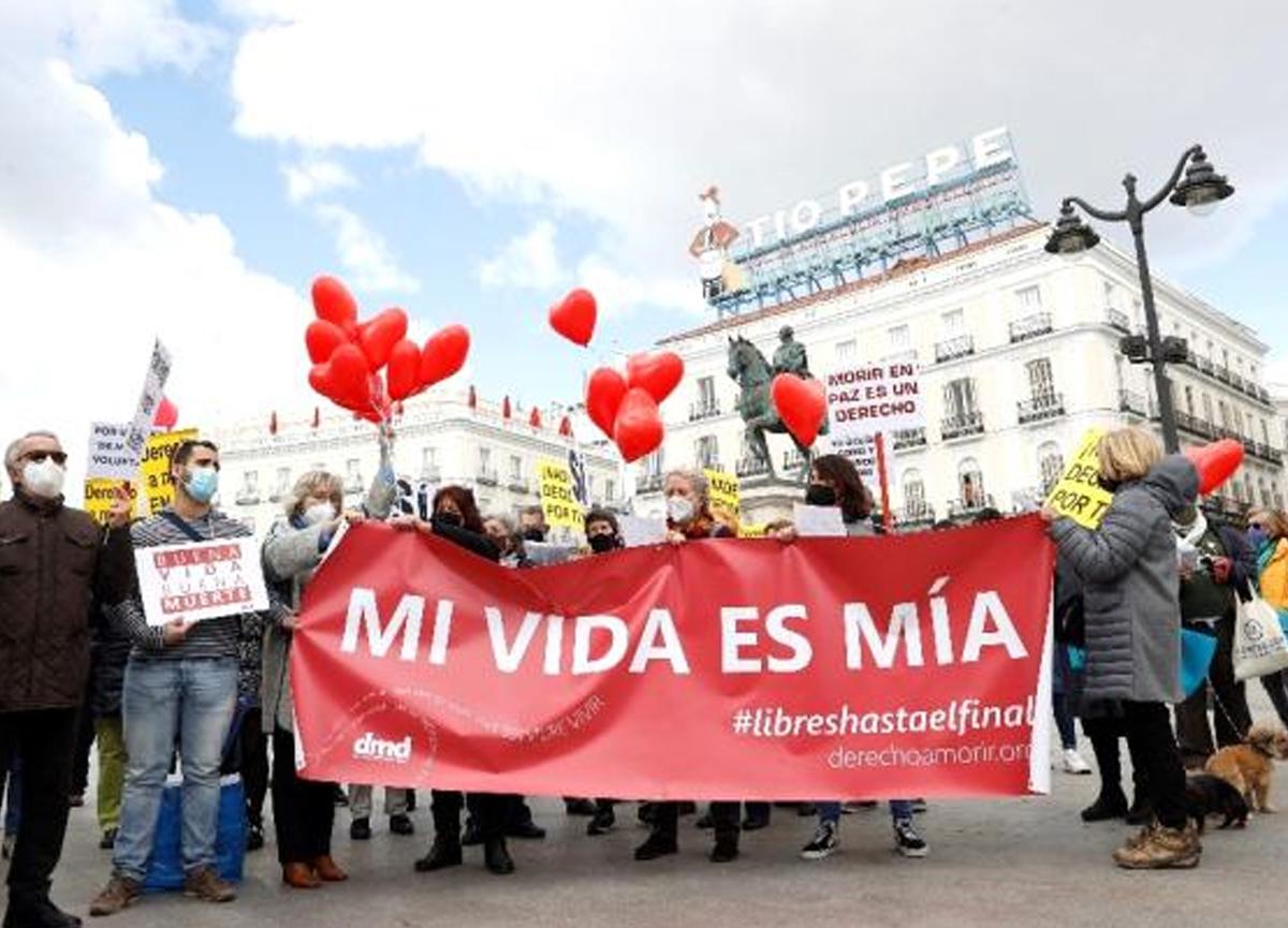 İspanya'da ötanazi hakkı yasalaştı