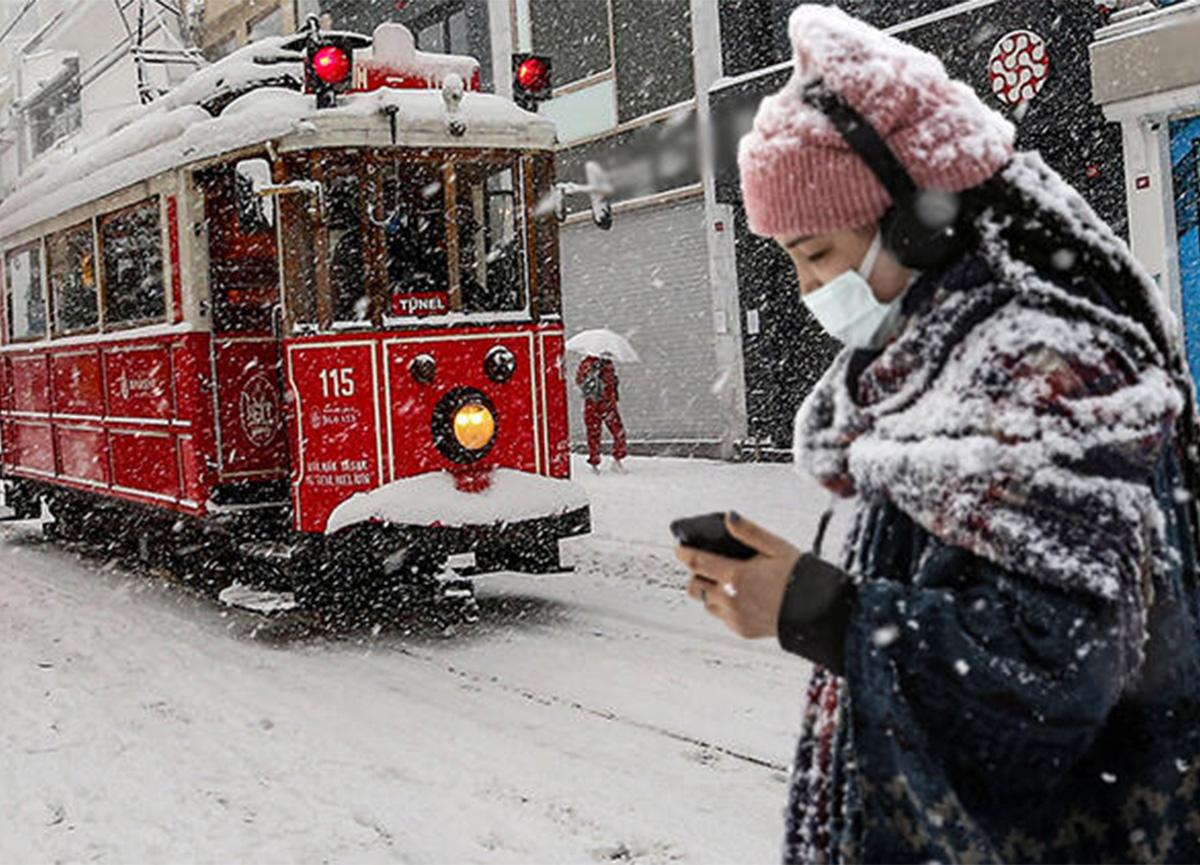 Meteoroloji'den son dakika açıklaması! Soğuk hava ve kar geri dönüyor