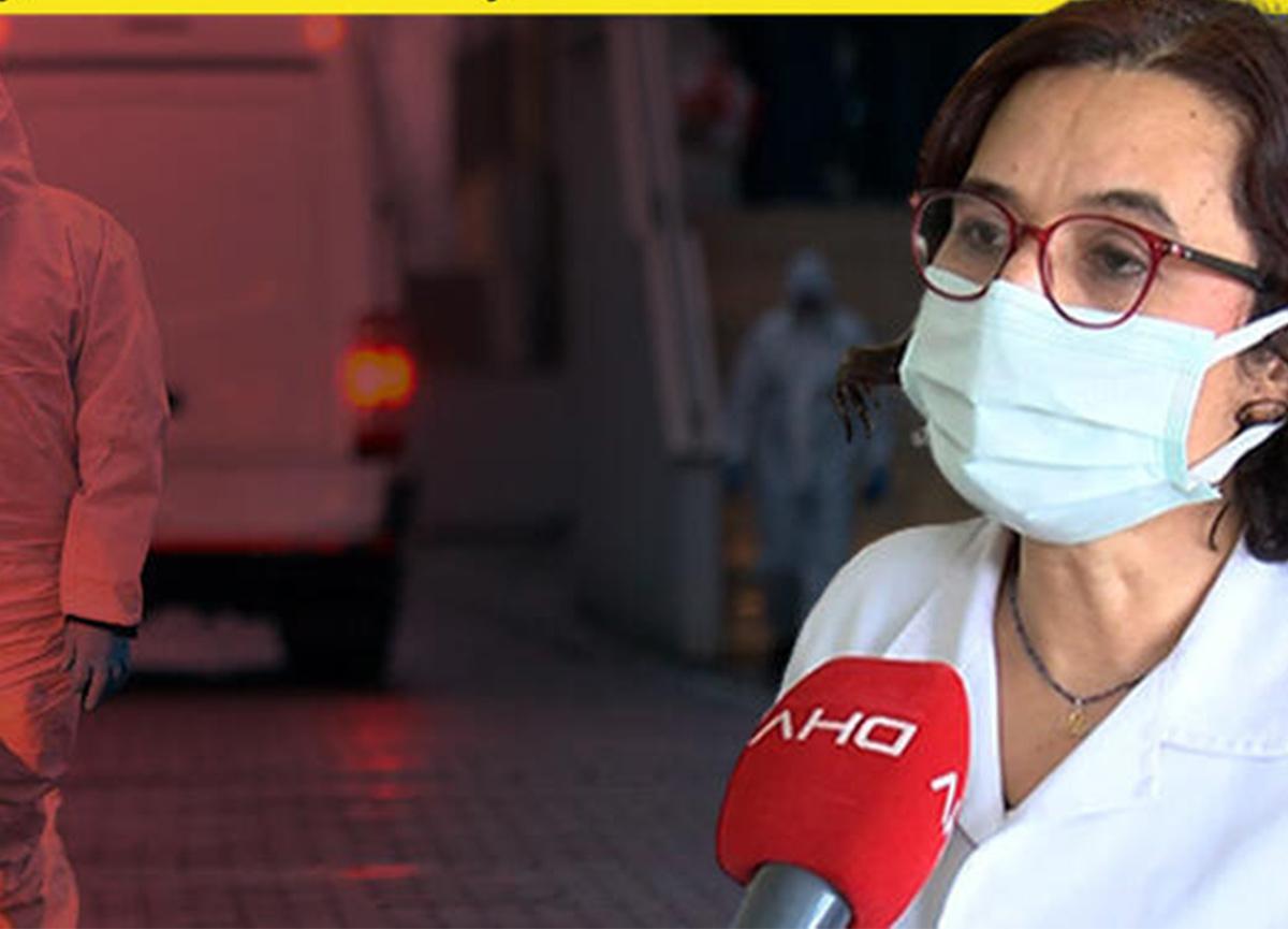 Bilim Kurulu Üyesi Prof. Dr. Yavuz: 'İstanbul'da salgında üçüncü dalgaya girildi'