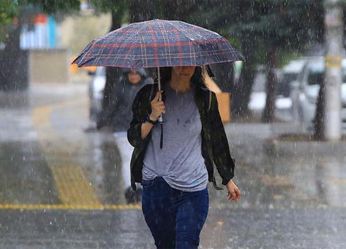Meteoroloji, Marmara Bölgesi'ni uyardı! Yağmur ve sağanak geliyor