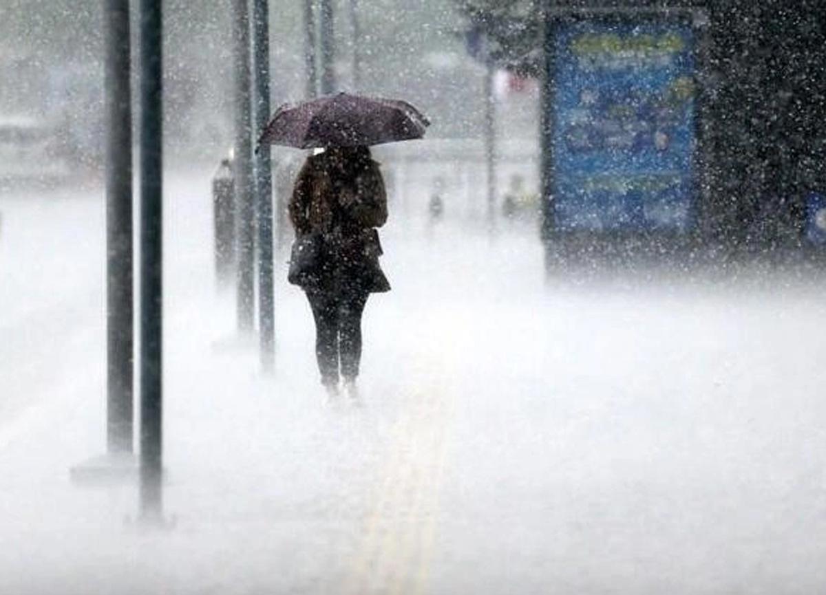 Meteoroloji'den birçok il için kuvvetli yağış ve kar uyarısı